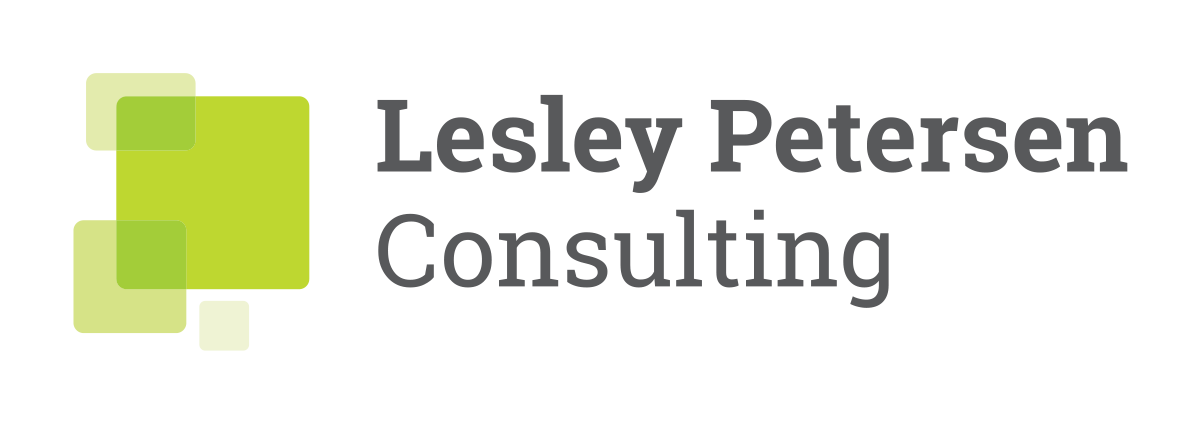 Lesley Petersen Consulting Courses
